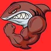 Devil shark bench press
