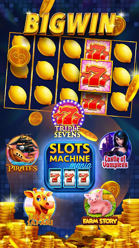 slot machine gratis mania
