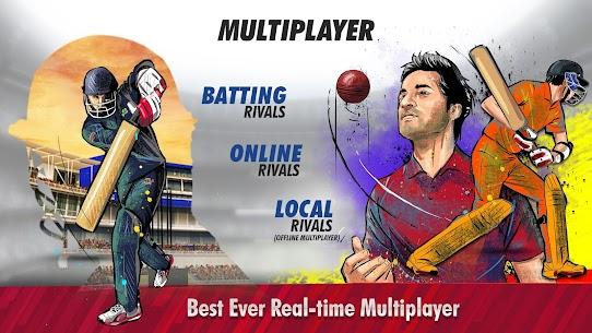 WCC3 MOD APK v1 World Cricket Championship 3 5