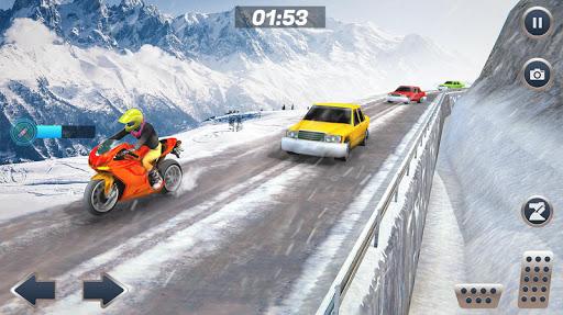 Mountain Bike Snow Moto Racing 2.1 Screenshots 4