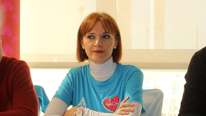 Mari Carmen Almagro, presidenta de Altea Almería.