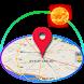 太陽と生活 - 太陽と月の位置 - Androidアプリ