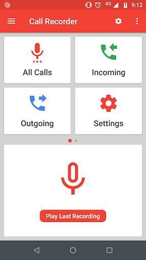 Call Recorder 2019 0.0.7.1 screenshots 1