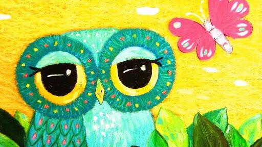 Cute Owl Pack 2 Live Wallpaper