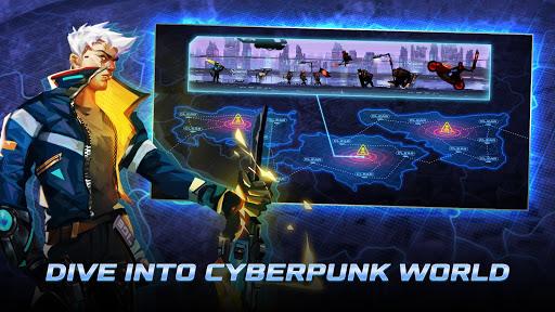 Cyber Fighters: Legends Of Shadow Battle 0.2.2 screenshots 1