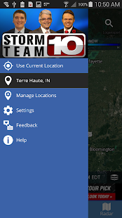 Storm Team 10 - WTHI Weather - Apps on Google Play