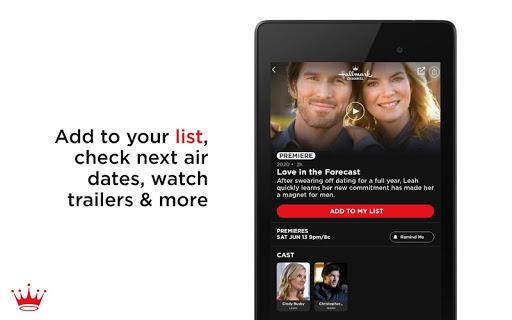Hallmark Movie Checklist screenshots 19