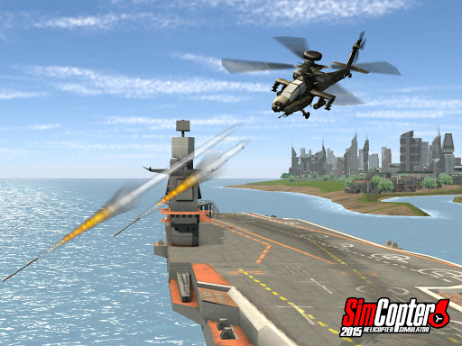 Helicopter Simulator SimCopter 2015 Free  screenshots 23