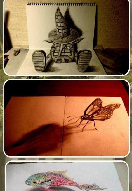 3d Drawing Art Design Android Apps On Google Play