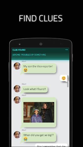 Code Triche Dead Man's Phone: Interactive Crime Drama APK MOD (Astuce) screenshots 5