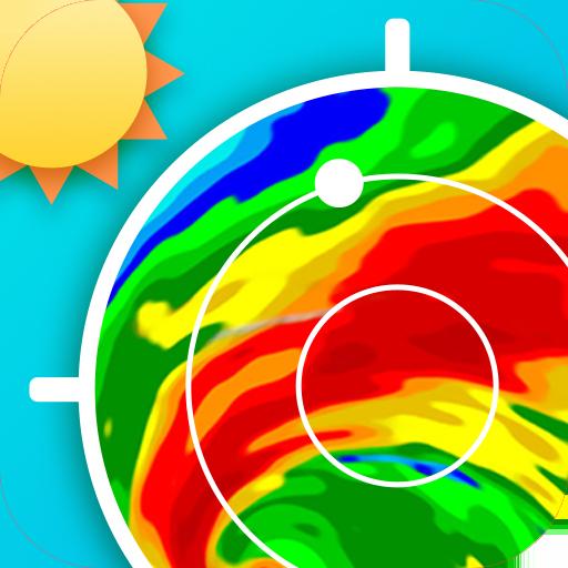Weather radar - NOAA weather radar & alerts
