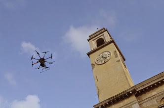 Photo: Stefano Puzzuoli Ponte di Mezzo Drone CNR