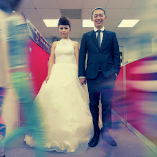 Wedding photographer Kuang Hao Chen (kuanghaochen). Photo of 14.02.2014
