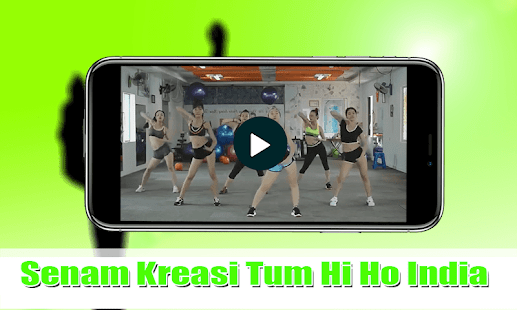 Senam Kreasi Dangdut Tum Hi Ho India - náhled