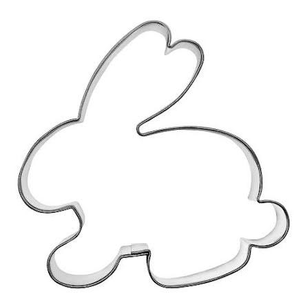 Kakform - Kanin, 6,5 cm