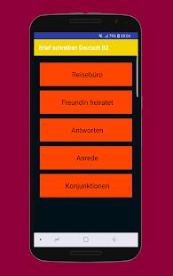 Brief Schreiben Deutsch B2 Google Play дүкеніндегі қолданбалар