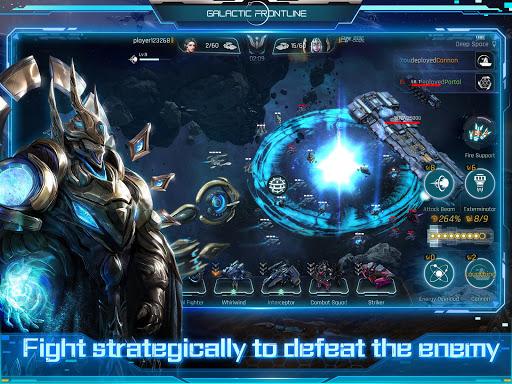 Galactic Frontline 1.0.104485 screenshots 9