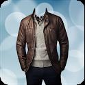 Man Jacket Photo Suit icon