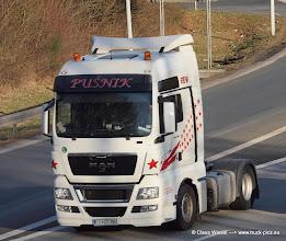 Photo: SOLO TGX  -----> just take a look and enjoy www.truck-pics.eu