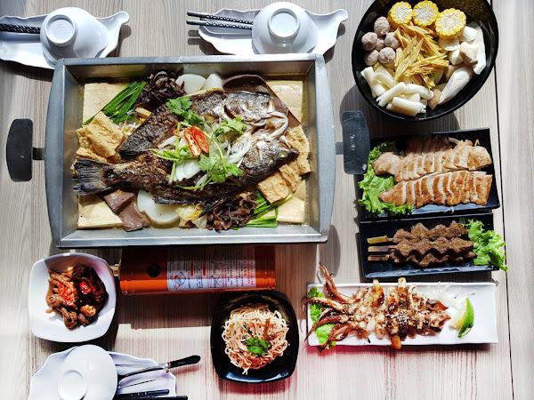 蜀山四川烤魚 | 正宗蜀山烤魚 就在台南安平 | 打卡即可抽獎 | 中午時段、即日起開始營業!!