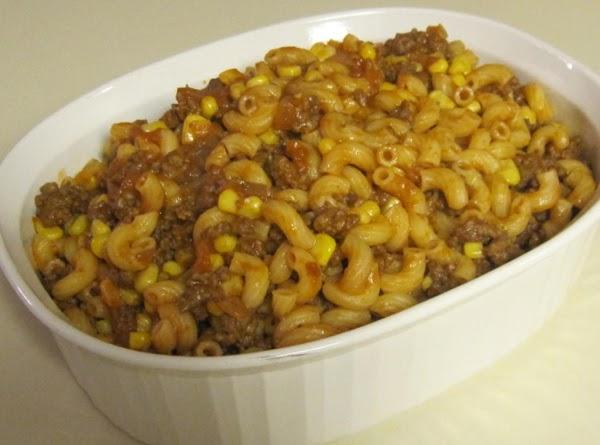 Goulash - Or Beef And Macaroni Recipe