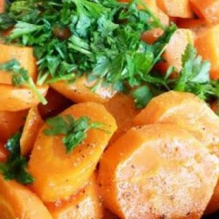 Carrots Marsala