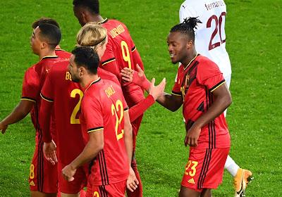 CDM 2022: les Diables Rouges seront tête de série lors des qualifications: quels adversaires?