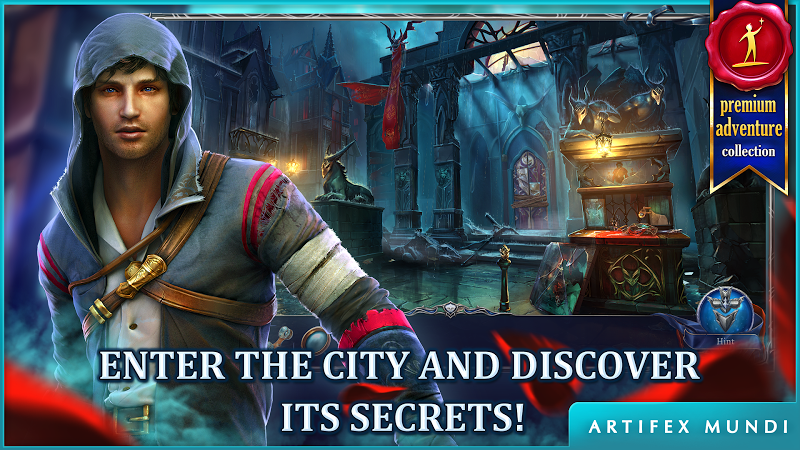 Grim Legends 3: The Dark City Screenshot 14