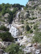 Photo: Paso dero Pino. Barranc d'Arriel.