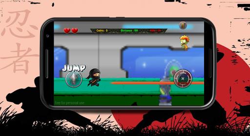 玩動作App ninja vs zombies免費 APP試玩