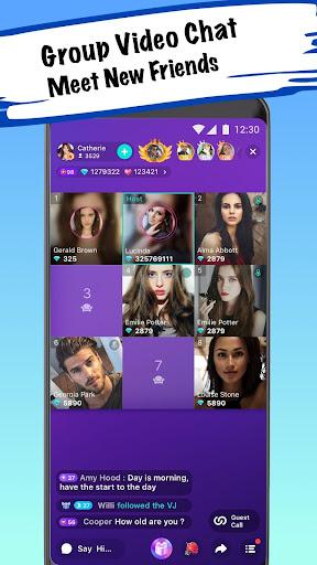 Mico Chat: Live Chat, Meet Stranger, Random Match 5.5.1.5 screenshots 3
