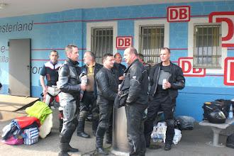 Photo: Neu-Isenburg das erste Bier...