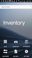 Screenshot of Inventory+