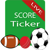 Live Score Ticker (beta)
