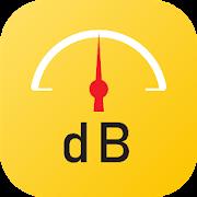 Decibel Meter for Headphones.Noise Decibel Reader