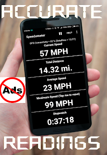 GPS Speedometer (Pro)- screenshot thumbnail