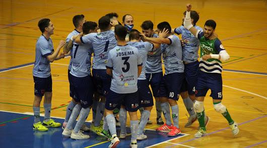 Tres puntazos de Play Off para el Durán Ejido Futsal