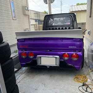 ハイゼットトラック  200系前期のカスタム事例画像 青ダンク(元)さんの2020年10月12日20:55の投稿