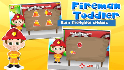 Fireman Toddler School Free screenshots apkspray 12