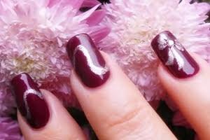 nail-art-soffiodidea-fiocco-argenteo
