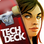 Tech Deck Skateboarding 2.1.1 (Unlimited Gold & Money)