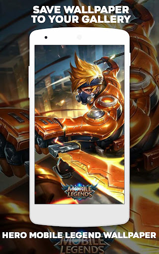 ... Hero Mobile Legend Wallpaper HD ...