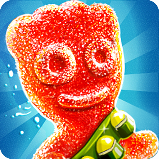 Sour Patch Kids: Candy Defense 策略 App LOGO-APP開箱王