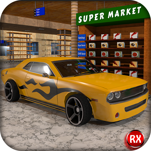 Supermarket: Car Drive Thru 模擬 LOGO-玩APPs