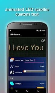 LED Banner 1.1 Mod APK Latest Version 1