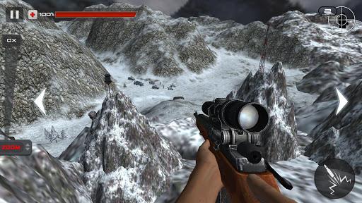 山の狙撃シューティング3D