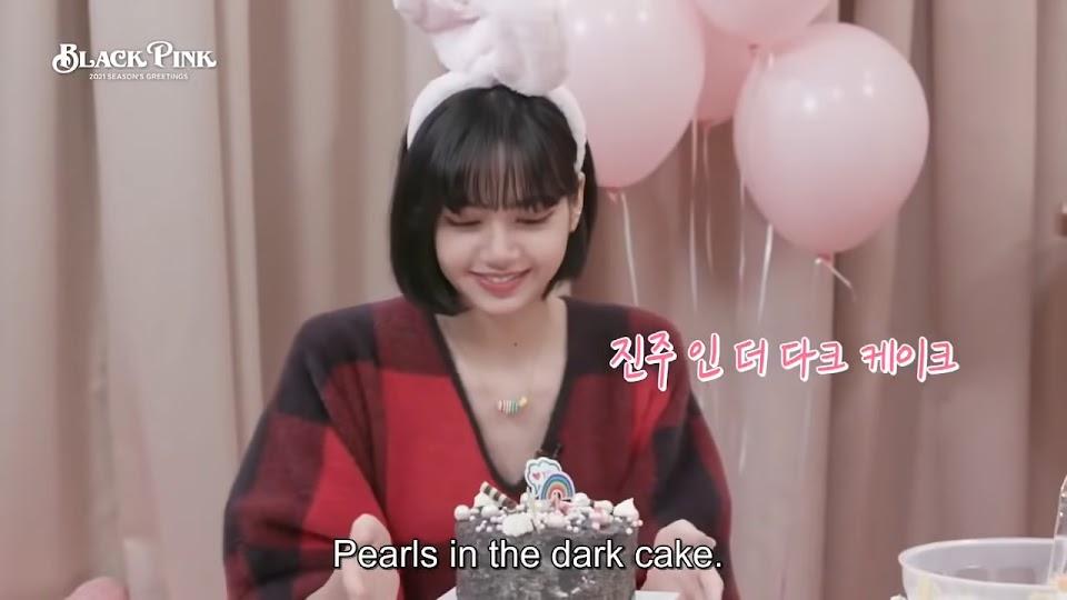(eng sub)BLACKPINK SEASONS GREETINGS 2021 PART 2 full video 11-50 screenshot
