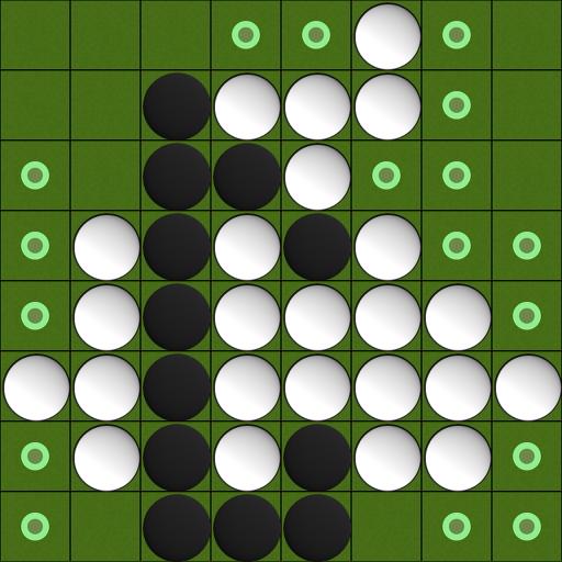 棋類遊戲App|Reversi Mobile LOGO-3C達人阿輝的APP