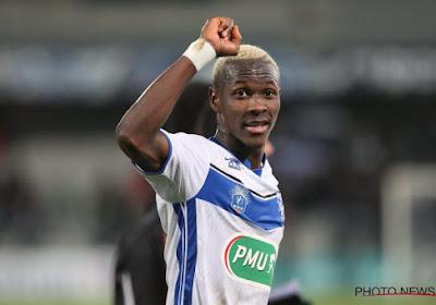Yattara marque pour la reprise de Ligue 2 face à Lens