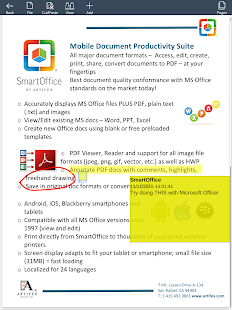 Smart Office 2- screenshot thumbnail